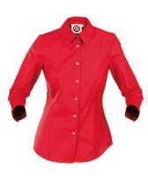 Bluse Ferrara Lady Red | L